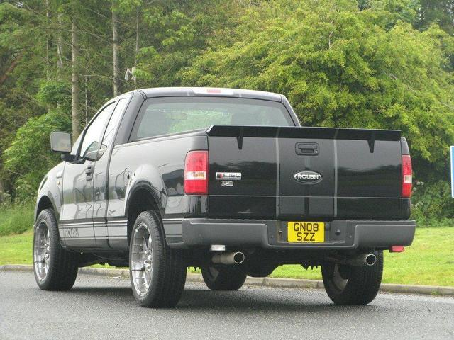 Used Ford F  X Black Automatic For Sale In Turrif Uk