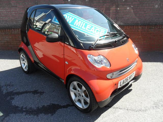 Used Smart Fortwo For Sale Under 9000 Autopazar