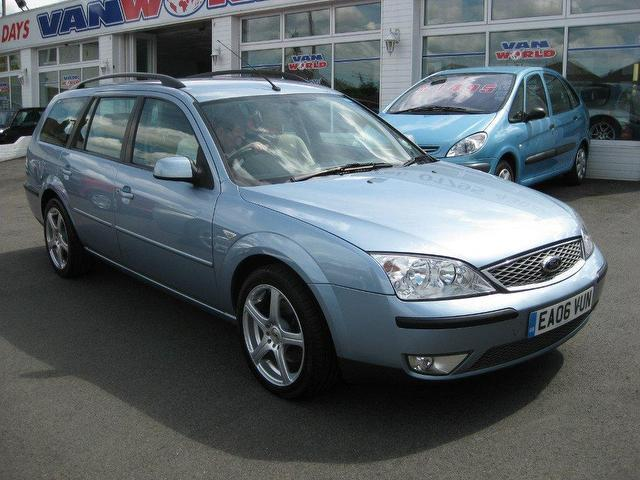 used ford mondeo 2006 diesel 130 zetec nav estate blue manual for sale in sittingbourne. Black Bedroom Furniture Sets. Home Design Ideas