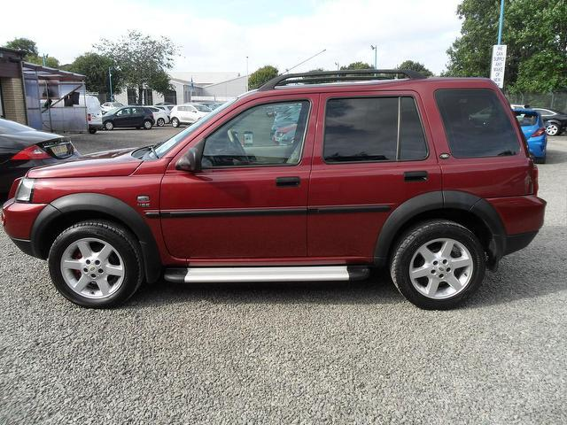 Land Rover Freelander Used Car For Sale