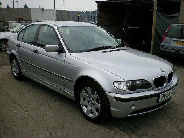 used bmw 3 series 2004 petrol 316i se 16v saloon silver automatic for sale in wembley uk autopazar. Black Bedroom Furniture Sets. Home Design Ideas