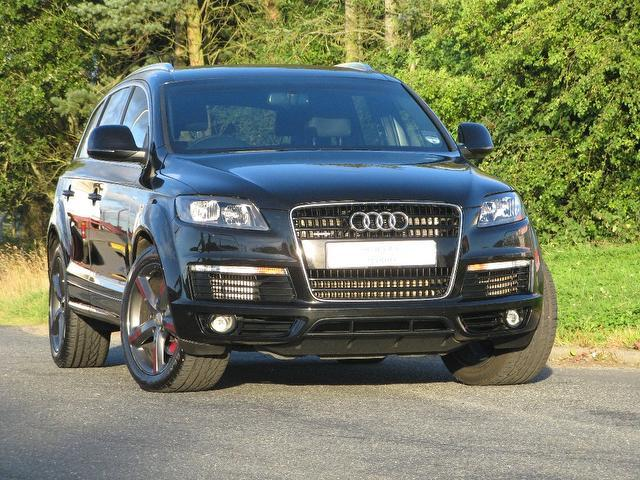 used audi q7 2008 diesel 3 0 tdi quattro 240 4x4 black edition for sale in turrif uk autopazar. Black Bedroom Furniture Sets. Home Design Ideas