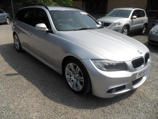 used 2009 bmw 3 series estate 318d m sport diesel for sale in inveralmond place uk autopazar. Black Bedroom Furniture Sets. Home Design Ideas