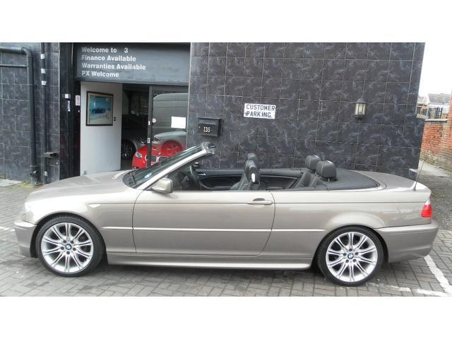 Used Bmw 3 Series Convertible for Sale UK  Autopazar