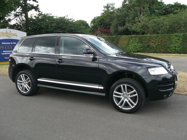 used 2006 volkswagen touareg 4x4 2 5 tdi altitude dpf. Black Bedroom Furniture Sets. Home Design Ideas