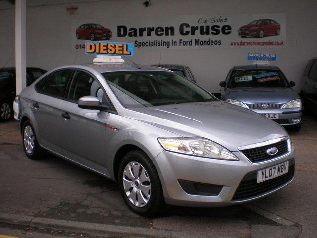 used ford mondeo 2007 diesel 2 0 tdci edge 5dr hatchback silver manual for sale in gravesend uk. Black Bedroom Furniture Sets. Home Design Ideas