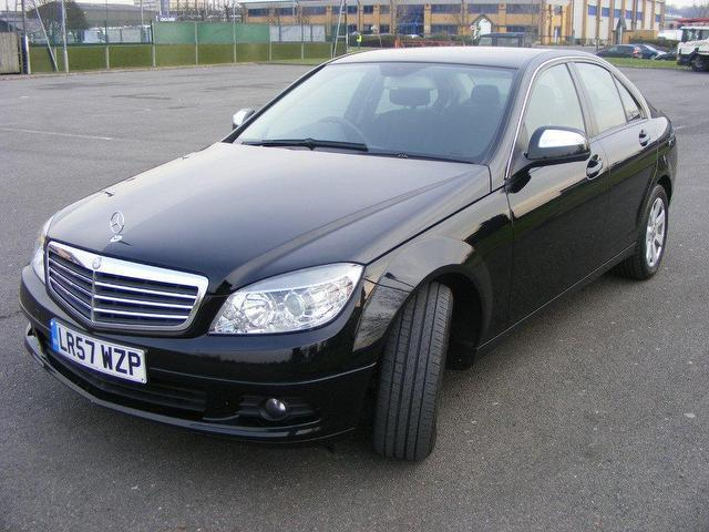 used mercedes benz 2007 petrol class c180k se 4dr manaul