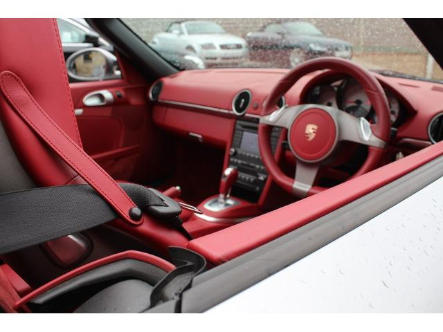 Used Porsche Boxster 3.4 S 2 Door Pdk Convertible Silver 2009 Petrol for Sale in UK