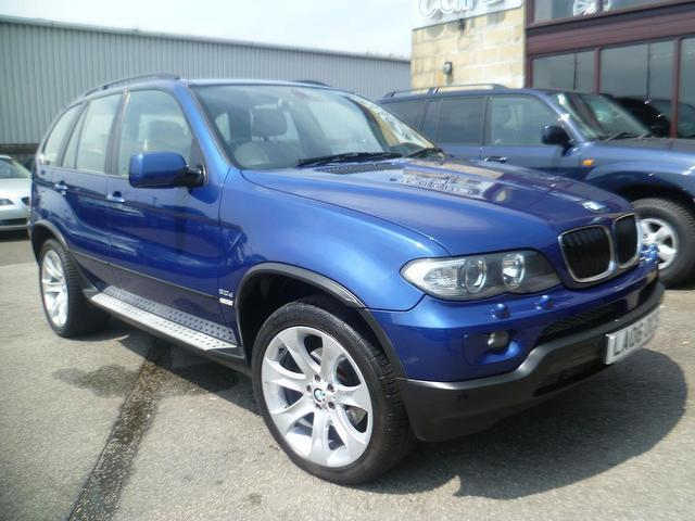 Used Bmw X5 for Sale in Cornwall UK  Autopazar
