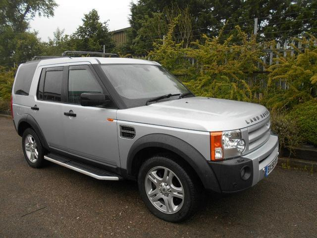Used Land Rover Discovery For Sale In Newmarket Uk Autopazar
