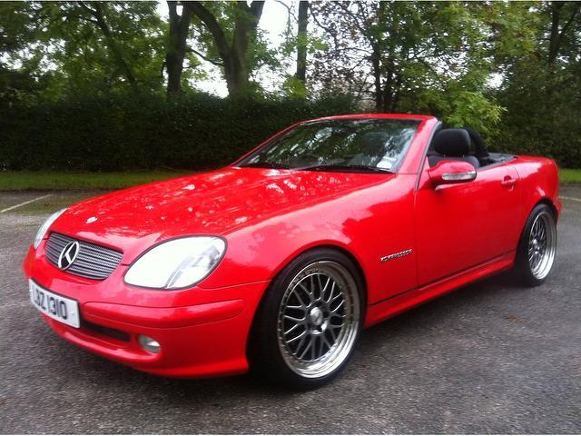 Used mercedes benz 2002 petrol 200k 2dr tip auto for Used convertible mercedes benz for sale