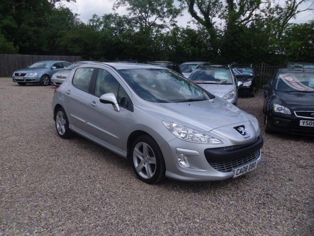 used peugeot 308 2008 diesel 1 6 hdi 110 sport hatchback silver edition for sale in nuneaton uk. Black Bedroom Furniture Sets. Home Design Ideas