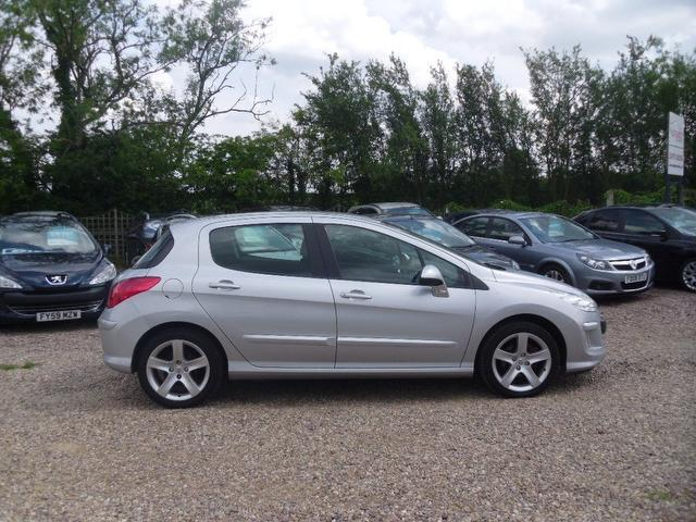used peugeot 308 2008 diesel 1 6 hdi 110 sport hatchback. Black Bedroom Furniture Sets. Home Design Ideas