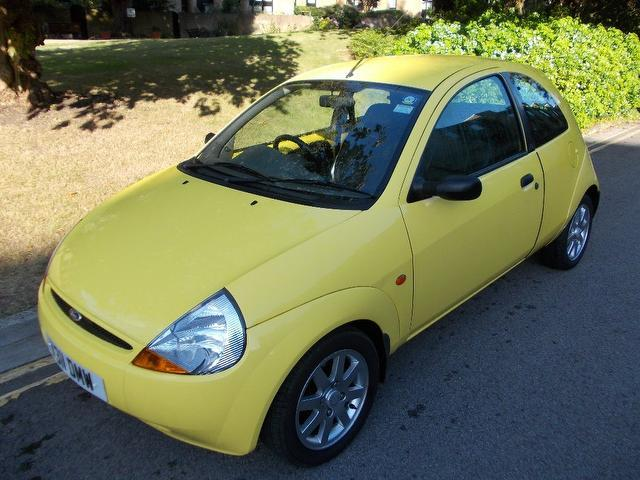 used ford ka car 2000 yellow petrol 3 door hatchback for sale in keynsham uk autopazar. Black Bedroom Furniture Sets. Home Design Ideas