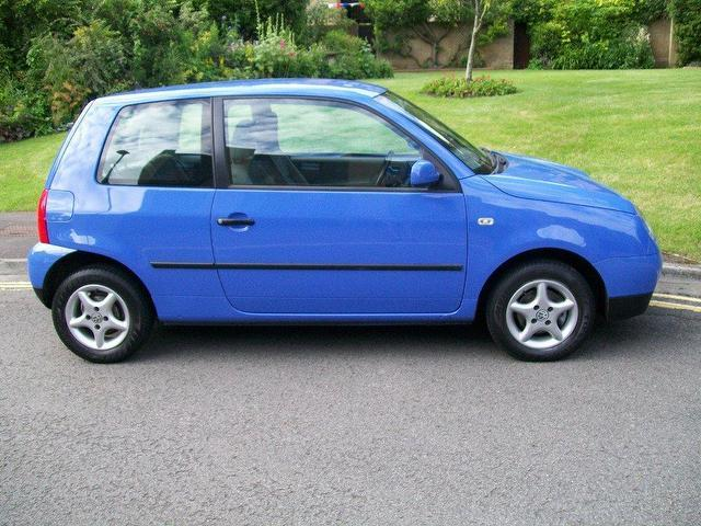 used volkswagen lupo 2001 petrol 1 0 e 3dr hatchback blue manual for sale in keynsham uk autopazar. Black Bedroom Furniture Sets. Home Design Ideas