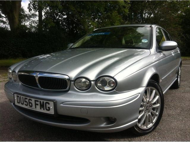 used jaguar x type 2006 diesel classic 4dr saloon silver with for sale autopazar. Black Bedroom Furniture Sets. Home Design Ideas