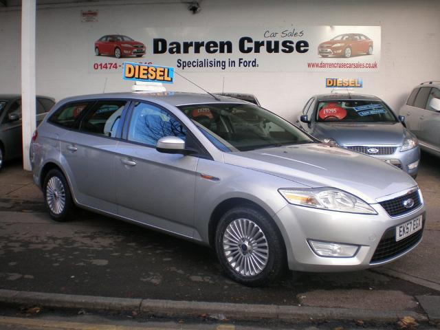used ford mondeo 2007 model 1 8 tdci zetec 5dr diesel estate silver rh autopazar co uk 2007 mondeo owner manual ford mondeo 2007 radio manuel