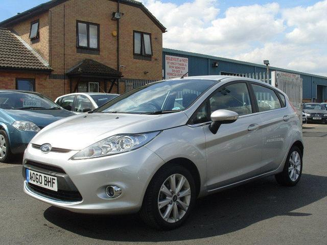 used ford fiesta 2010 manual diesel 1 4 tdci zetec 5 door. Black Bedroom Furniture Sets. Home Design Ideas
