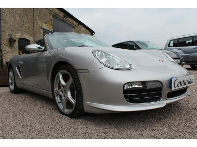 used porsche boxster 2007 model 3 4 s sport edition petrol convertible silver for sale in. Black Bedroom Furniture Sets. Home Design Ideas