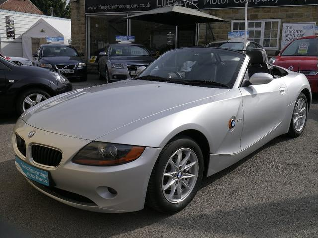 Used Bmw Z4 For Sale Uk Autopazar Autopazar