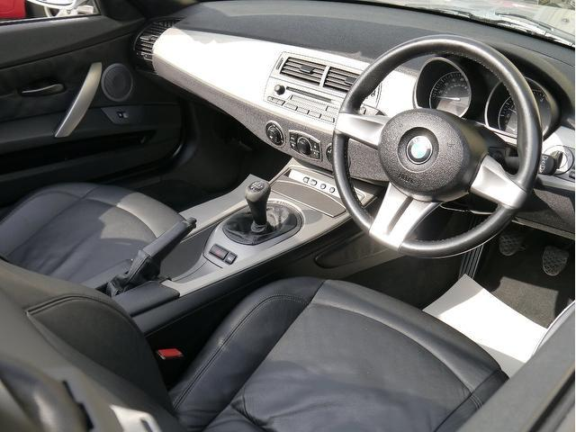 used bmw z4 2003 manual petrol se 2 door now silver. Black Bedroom Furniture Sets. Home Design Ideas