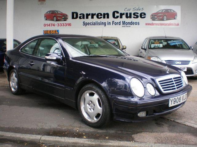 used mercedes benz 2001 blue coupe petrol automatic for sale. Cars Review. Best American Auto & Cars Review