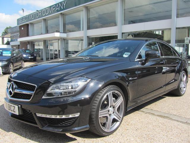 Used 2011 mercedes benz saloon 63 4dr tip auto petrol for for Mercedes benz uk used