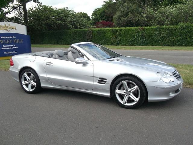 Used mercedes benz 2002 petrol class sl 500 2dr for Used mercedes benz sl500 for sale