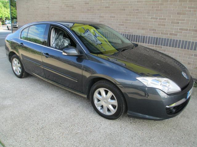Used Renault Laguna 2008 Grey Hatchback Diesel Automatic for Sale